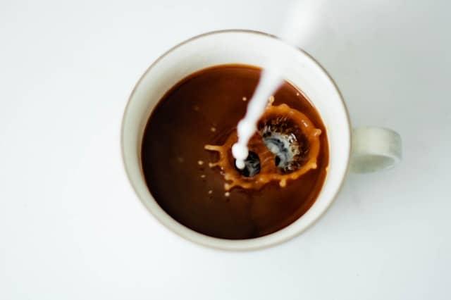 Вред от кофе с молоком