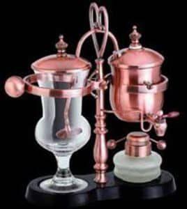 История изобретения гейзерной кофеварки