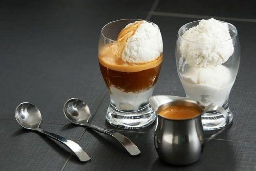 Аффогато — кофейный напиток богов