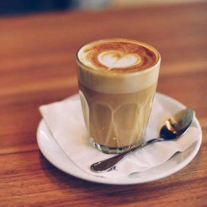 Калорийность кофе раф