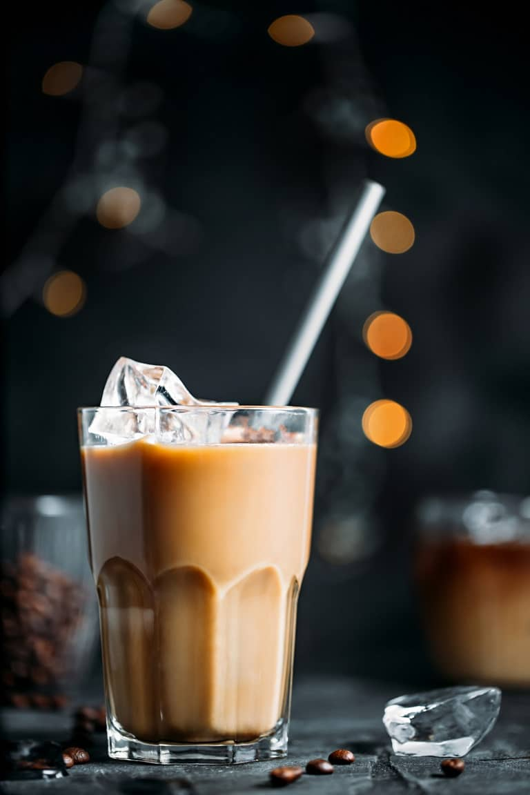 Кофе с миндальным ароматом