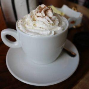 Современный рецепт кофе мокко