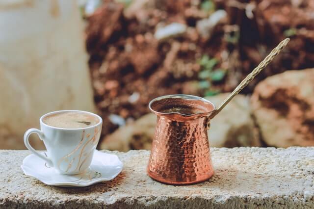 Классический рецепт кофе в турке