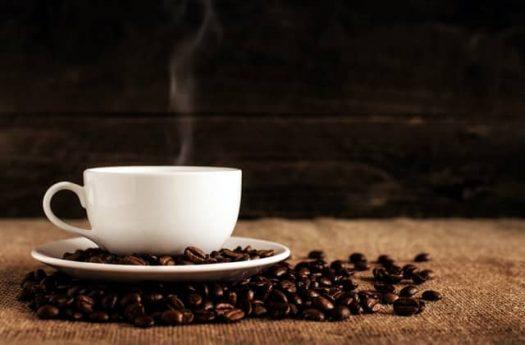 Род слова «кофе»