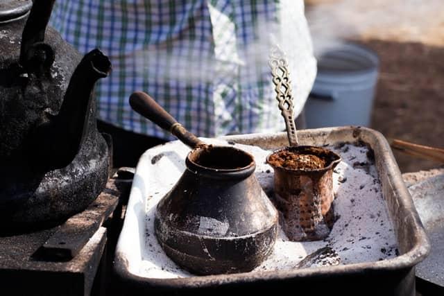 Рецепт классического кофе по турецки
