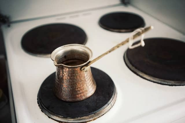 турецкий кофе на дому
